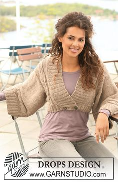 f2eb16746 Amazing Grace   DROPS 126-34 - Free knitting patterns by DROPS Design