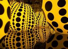 Yayoi Kusama exhibition in London includes three new mirror rooms.