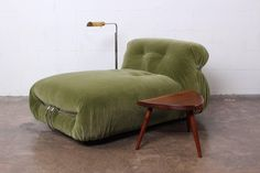 Soriana Lounge Chair by Tobia and Afra Scarpa