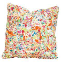 Confetti Pillow