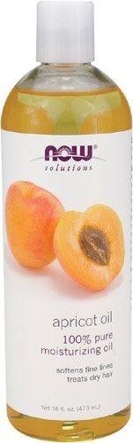 Now Foods, Apricot Kernel Oil***Size: 16 OZ.Apricot Kernel Oil - 16 oz (Edible),16 oz,Moisturizing Oil,.