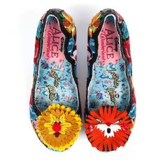 Take a trip to Wonderland with Irregular Choice s new Disney shoe collection d547ff28a2705