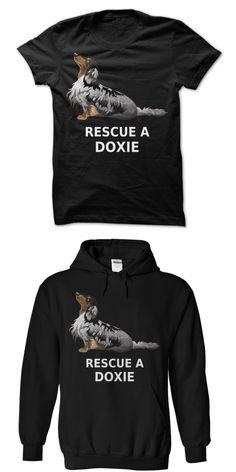 Dog T Shirt Vector Rescue A Doxie #dog #neuter #t #shirt #dog #t #shirt #custom #dog #tshirt #blank #i #love #my #dog #t #shirt