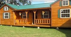 Click to see the interior of this enchanting little cabin and check out the floor plans!