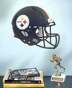 Football fans will love decorating with the NFL Fathead Helmet Decal Set.  This… Gifts 738df5ddc