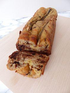 Banana Bread aux flocons d'avoine – Like a Unicorn