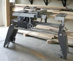 Shopsmith Mark VII at Popular Woodworking