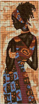 Ragazza Africana - African Girl
