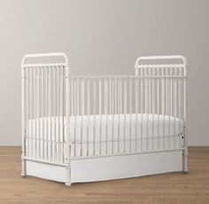 Where can I find a metal frame baby crib like this that is not $800?  Restoration Hardware Millbrook Iron Crib