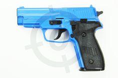 HA109 HFC BLUE SPRING PISTOL