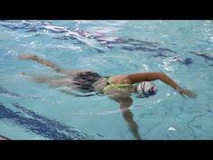 Aprende a dar la brazada | Crol | Front Crawl - YouTube