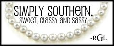 Simply Southern, Sweet, Classy and Sassy: Ribbon Wreath Plates Southern Sweet Tea, Southern Ladies, Southern Sayings, Preppy Southern, Southern Comfort, Simply Southern, Southern Charm, Southern Belle, Southern Living