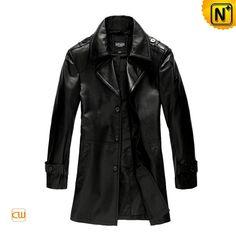 Magnus' leather coat!