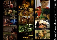 Marc Caro & Jean-Pierre Jeunet Films