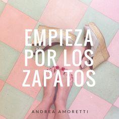 Pista de Estilo 24 | Andrea Amoretti - El estilo que te hace feliz