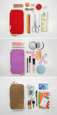 MochiThings.com: Basic Pen Pouch