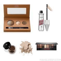 Cosmetics Tips Featuring Laura Geller Eye Makeup Eyebrow Makeup Smashbox Eyeshadow And Eyebrow Makeup From August 2016 #beauty #makeup