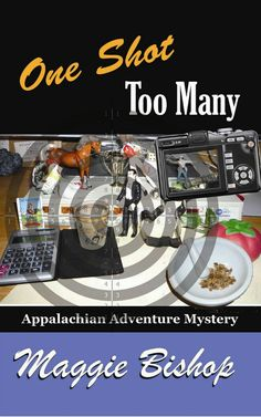 Interview with Maggie Bishop, author of One Shot Too Many