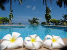 Check out this awesome listing on Airbnb: Lovely Beachfront Villas, 2 b'room - Villas for Rent in Koh Samui