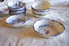 ceramic bowls using