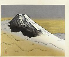 【横山大観「富士」】の商品詳細。・  富士 『FUJI』by 横山大観 「Yokoyama Taikan」  富士  Mt.Fuji