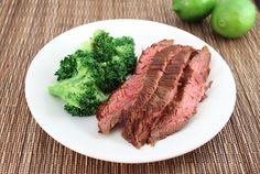 Grilled Marinated Flank Steak (Low Carb and Gluten Free) - Holistically Engineered