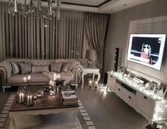 "518 Likes, 38 Comments - Canan's home (@decolove_art) on Instagram: ""Işıklı konsepte devammm 😍good night 😉 iyi geceler 🌃 #interior4u #interior2you #luxuryhomes…"""