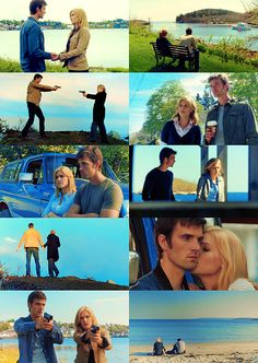 Nathan and Audrey Season one #Haven_SYFY