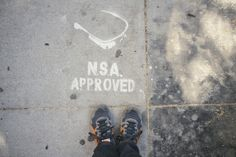N.S.A. Approved Photo By Lucas Saugen