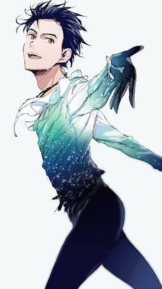 Yuri/Yuuri Katsuki / Yuri on Ice / #yoi