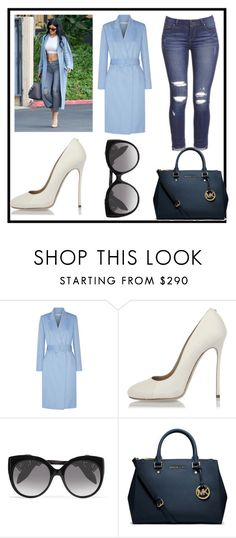 """""""look alike fashion"""" by fashionqueen556 ❤ liked on Polyvore featuring Oscar de la Renta, Dsquared2, Alexander McQueen and Michael Kors"""