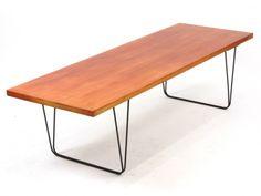 Table basse Paulin
