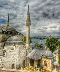 Mihrimah Sultan Mosque - İstanbul