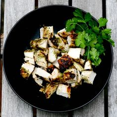 Our Favorite Marinade for Grilled Cilantro Chicken