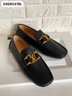 Louis Vuitton lv man leather loafers Leather Loafers, Loafers Men, Leather Men, Men Dress, Dress Shoes, Lv Men, Man Shoes, Louis Vuitton Shoes, Oxford Shoes