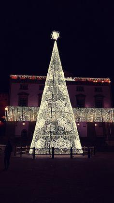 Navidad en la Plaza Mayor de Cáceres