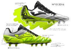 soccer boots sketches by Pedro Manzanero Villanueva at Coroflot.com