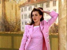 movie posts on Twitter Princess diaries, Anne hathaway