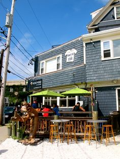 Landfall Restaurant In Woods Hole Great Places To Eat In Woods