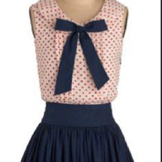 Vintage pop dress