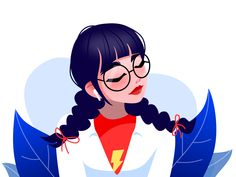 murphy不语 music again girl by Music Girl again by Murphy不语You can find Character illustration and more on our website Illustration Design Graphique, People Illustration, Portrait Illustration, Flat Illustration, Character Illustration, Music Girl, Character Drawing, Design Thinking, Vector Art
