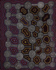 Art aborigène, Shorty Lungkata Tjungurrayi