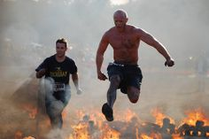 Warrior Dash training tips