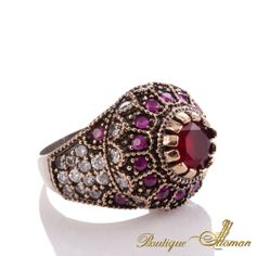 #jewelry Hareem Exclusive Collection Ring HS-0014  #jewelry #ottoman