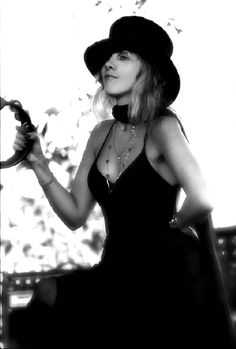 Stevie Nicks photographed by Neal Preston