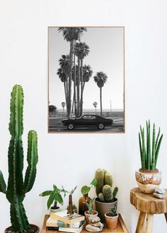 Ideas to help create a visually taller space.