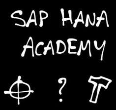 SAP HANA Experte werden!