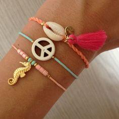 Summer Bracelets - Mint15 | www.mint15.nl