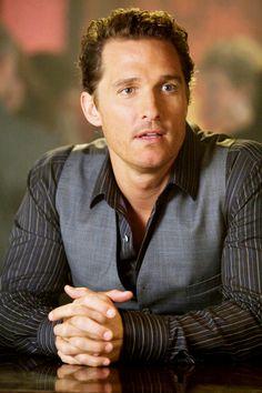 :) Matthew McConaughey