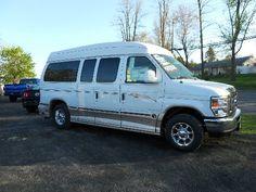 2013 Ford E 150 Loaded Explorer Conversion Van